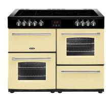 Belling Farmhouse FH100ECR Electric Ceramic Range Cooker