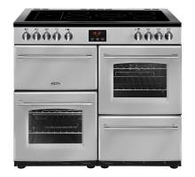 Belling Farmhouse FH100ESIL Electric Ceramic Range Cooker