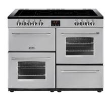 Belling Farmhouse FH110ESIL Electric Ceramic Range Cooker