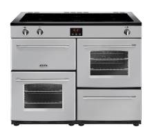 Belling Farmhouse FH110EiSIL Electric Induction Range Cooker