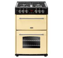 Belling Farmhouse FH60DFTCRM Dual Fuel Range Cooker