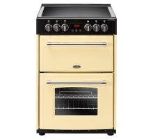 Belling Farmhouse FH60ECRM Electric Ceramic Range Cooker