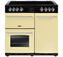 Belling Farmhouse FH90ECR Electric Ceramic Range Cooker