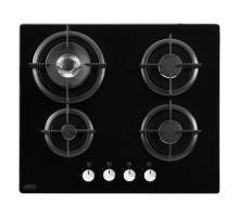 Belling GTG60C BLK Gas Through Glass Hob