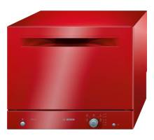 Bosch Series 2 SKS51E11EU Compact Dishwasher - Red