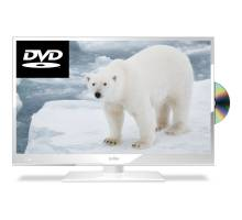 Cello C20230FWH 20'' HD Ready LED TV and DVD Player - White