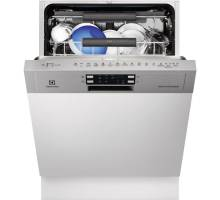 Electrolux ESI8520ROX Semi-Intergrated Dishwasher - White