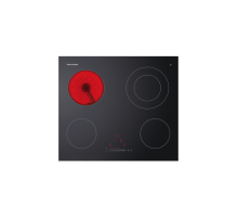 Fisher & Paykel CE604DTB1 60cm Frameless Ceramic Hob