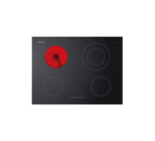 Fisher & Paykel CE704DTB1 70cm Frameless Ceramic Hob