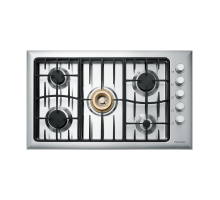 Fisher & Paykel CG905DWACX1 Gas Hob Stainless Steel