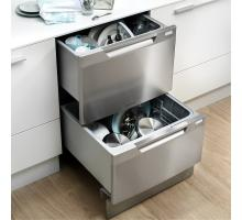 Fisher & Paykel DD60DCHX7 Double Tub DishDrawer - EZKleen Stainless Steel