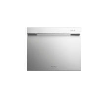 Fisher & Paykel DD60SDFHTX7 Single Tub DishDrawer Dishwasher - EZKleen Stainless Steel