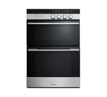 Fisher & Paykel OB60B77CEX3 Built-In Double Oven