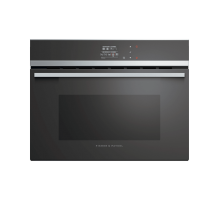 Fisher & Paykel OM60NDB1 Built-in Combination Microwave Oven