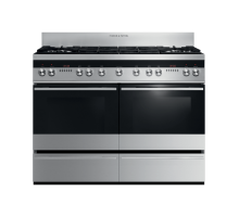 Fisher & Paykel OR120DDWGX2 Dual Fuel Range Cooker