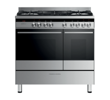 Fisher & Paykel OR90L7DBGFX1 Dual Fuel Range Cooker