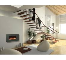 Gazco Linea Steel Gas Fire
