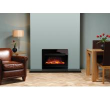 Gazco Riva2 670 Electric Designio2 Glass Fire