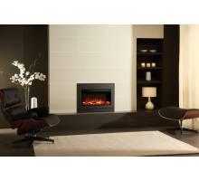 Gazco Riva2 670 Electric Designio2 Steel Fire - Graphite
