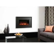 Gazco Riva2 670 Electric Evoke Steel Fire