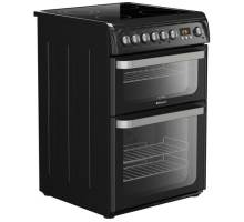 Hotpoint HUE61K Electric Cooker