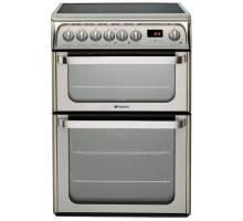 Hotpoint HUE61X Electric Cooker