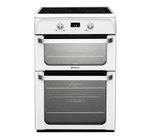 Hotpoint Ultima HUI612P Electric Cooker