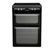 Hotpoint Ultima HUI614K Electric Cooker