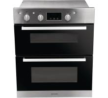 Indesit Aria IDU6340IX Built-under Double Oven