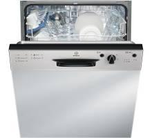 Indesit DPG15B1NX Semi Integrated Dishwasher