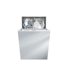 Indesit Ecotime DISR14B Slimeline Built-In Dishwasher