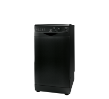 Indesit Ecotime DSR 15B K Dishwasher - Black
