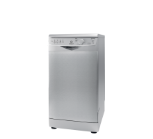 Indesit Ecotime DSR 15B S Dishwasher - Silver