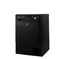 Indesit Ecotime IDC 85 K Tumble Dryer - Black