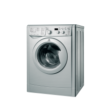 Indesit Ecotime IWDD 7123 S Washer Dryer - Silver