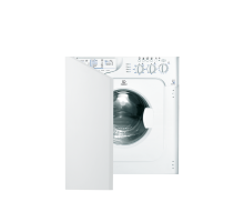 Indesit Ecotime IWME 147 Built-in Washing Machine - White