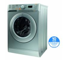 Indesit Innex XWDE 751480X S Washer Dryer - Silver
