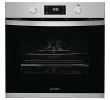 Indesit KFW3841JHIXUK Built-in Single Oven