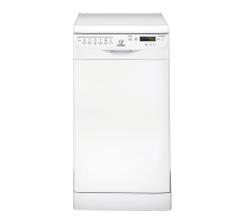 Indesit Prime DSR 57B Dishwasher - White