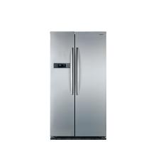 Indesit SBSAA 530 S D Fridge Freezer - Silver