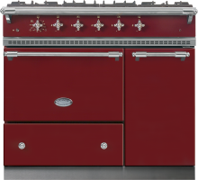 Lacanche - 100cm Vougeot Dual Fuel Range Cooker