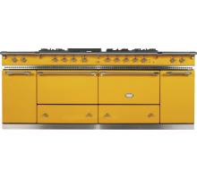 Lacanche - 220cm Vezelay Dual Fuel Range Cooker