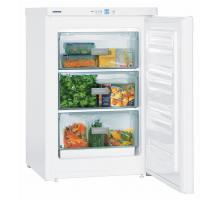 Liebherr Comfort G 1213 White SmartFrost Freestanding Under Counter Freezer
