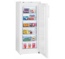 Liebherr Comfort GP 2433 White SmartFrost Freestanding Freezer
