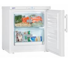 Liebherr Comfort GX 823 White SmartFrost Freestanding Freezer Box