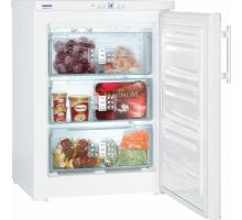 Liebherr Premium GNP 1066 White Freestanding Under Counter Freezer