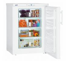 Liebherr Premium GP 1476 White SmartFrost Freestanding Under Counter Freezer