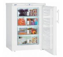 Liebherr Premium GP 1486 White SmartFrost Freestanding Under Counter Freezer