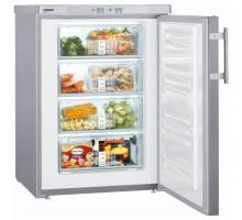 Liebherr Premium GPesf 1476 Stainless Steel SmartFrost Under Counter Freezer