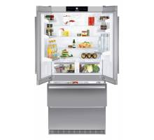 Liebherr PremiumPlus CBNes 6256 Smart Steel Side-by-Side BioFresh Food Centres